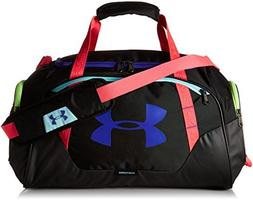 Under Armour Undeniable 3.0 Small Duffle Bag, Black