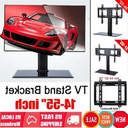 Universal Table Top TV LCD LED Screen Stand Base Bracket For