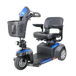 "Ventura 3 Wheel Scooter - Option: 18"" Folding seat"