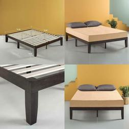 Zinus Moiz 14 Inch Wood Platform Bed / No Box Spring Needed